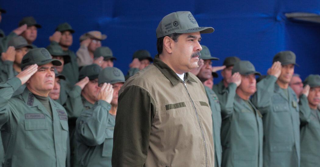 Venezuelan Leaders Implicated in Crimes Against Humanity by U.N. Investigators