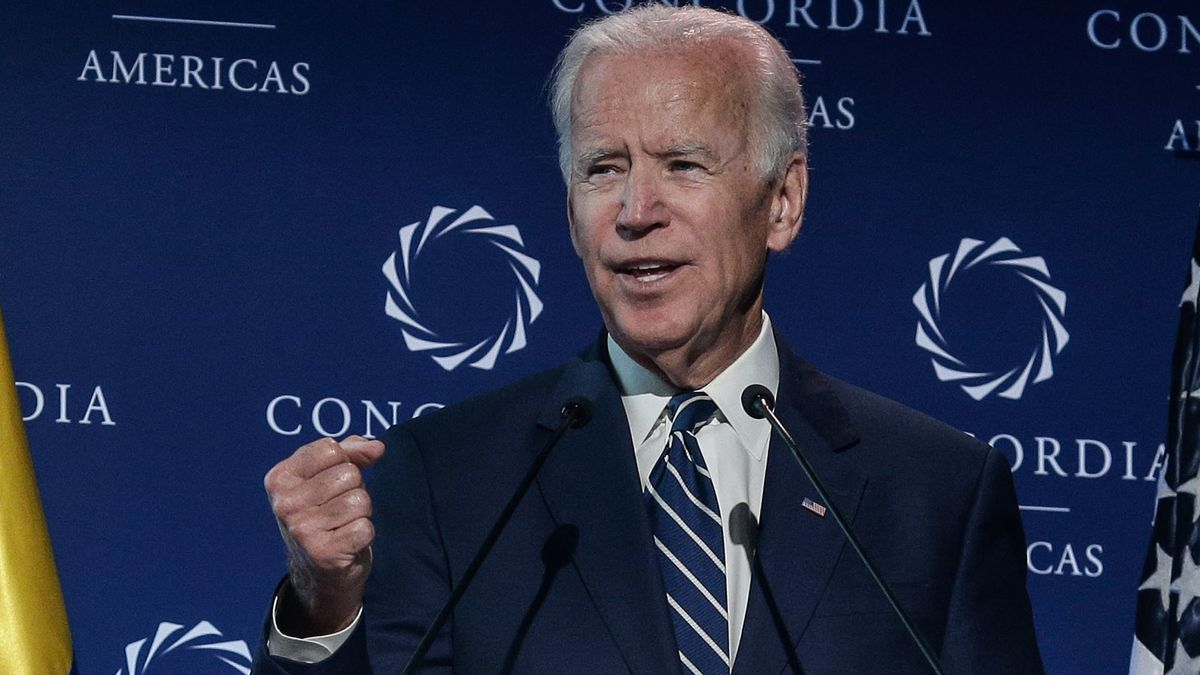 Colombia is the keystone of U.S. policy in Latin America and the Caribbean | Joe Biden