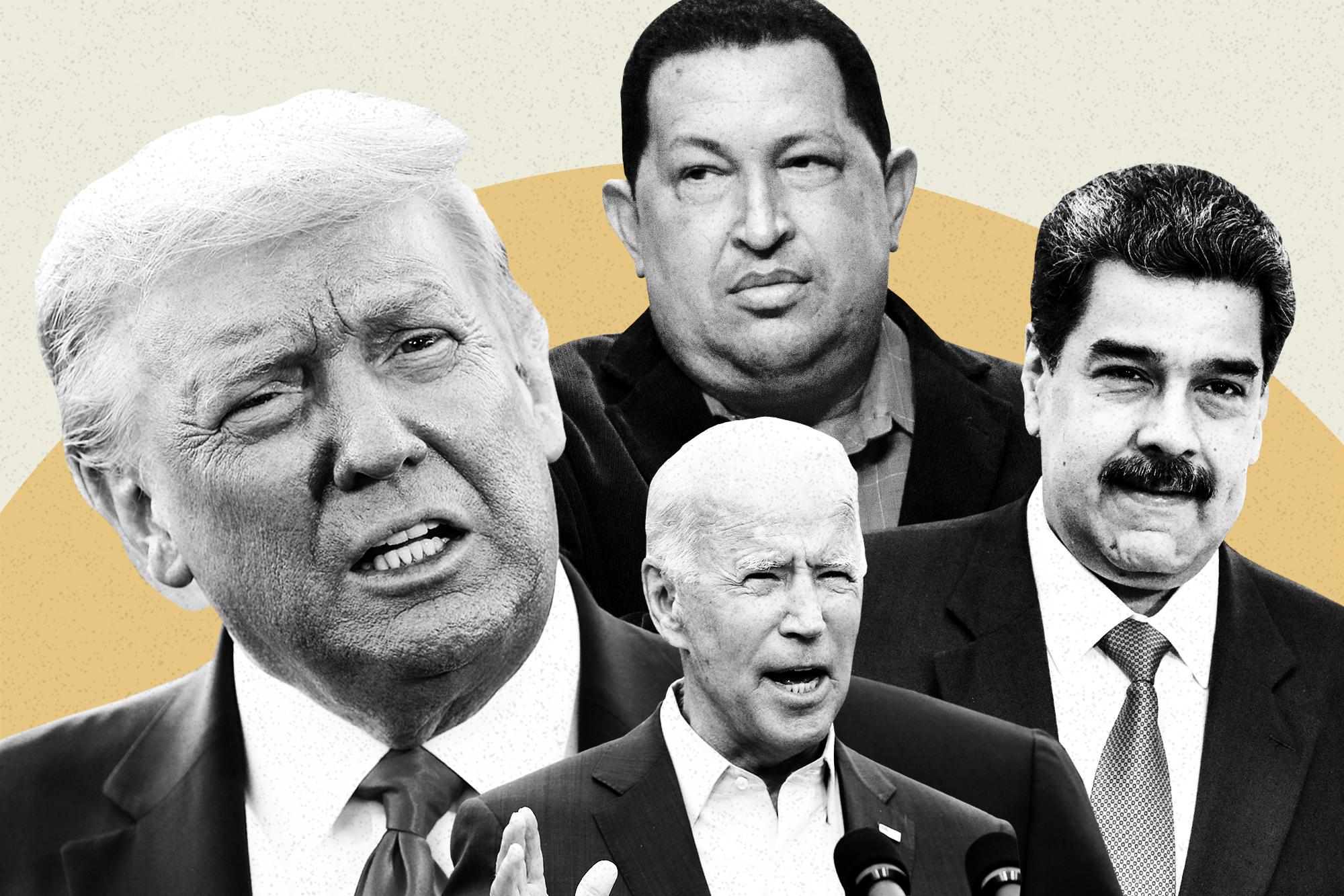 Biden the 'Socialist' vs. Trump the 'Caudillo': The Battle for the Venezuelan Vote