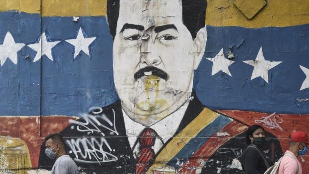 Venezuela's Maduro Presents 'Molecule' That Inhibits Covid-19 – BNN Bloomberg