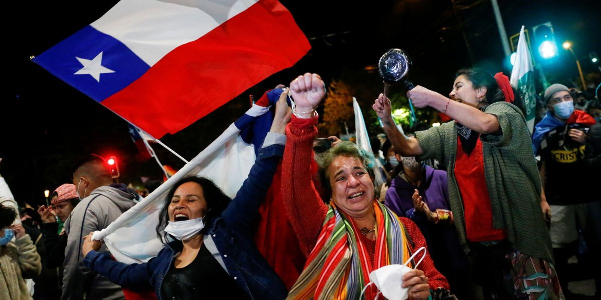 Chile wants a new constitution. Here's why.