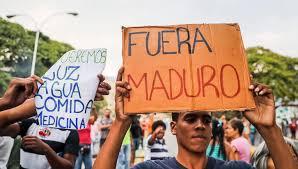 Las protestas en Venezuela aumentan exponencialmente
