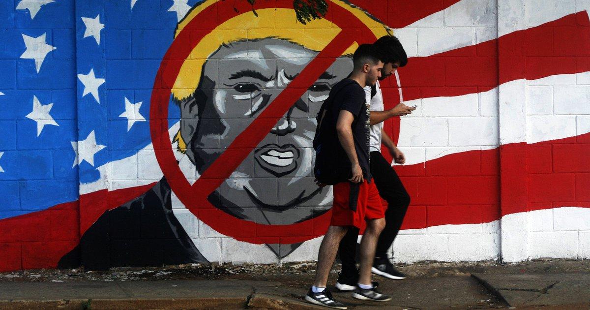 US Venezuelans: for Biden or Trump?