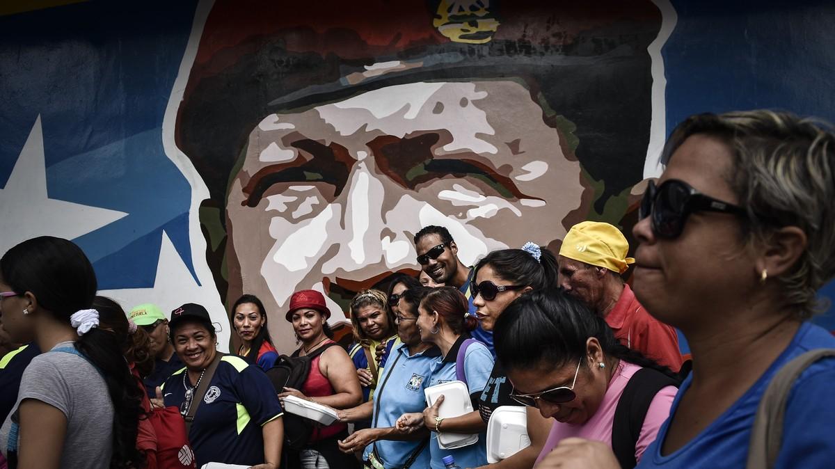 Venezuela's Maduro Is Jailing Left-Wing Critics He Calls 'Terrorists'