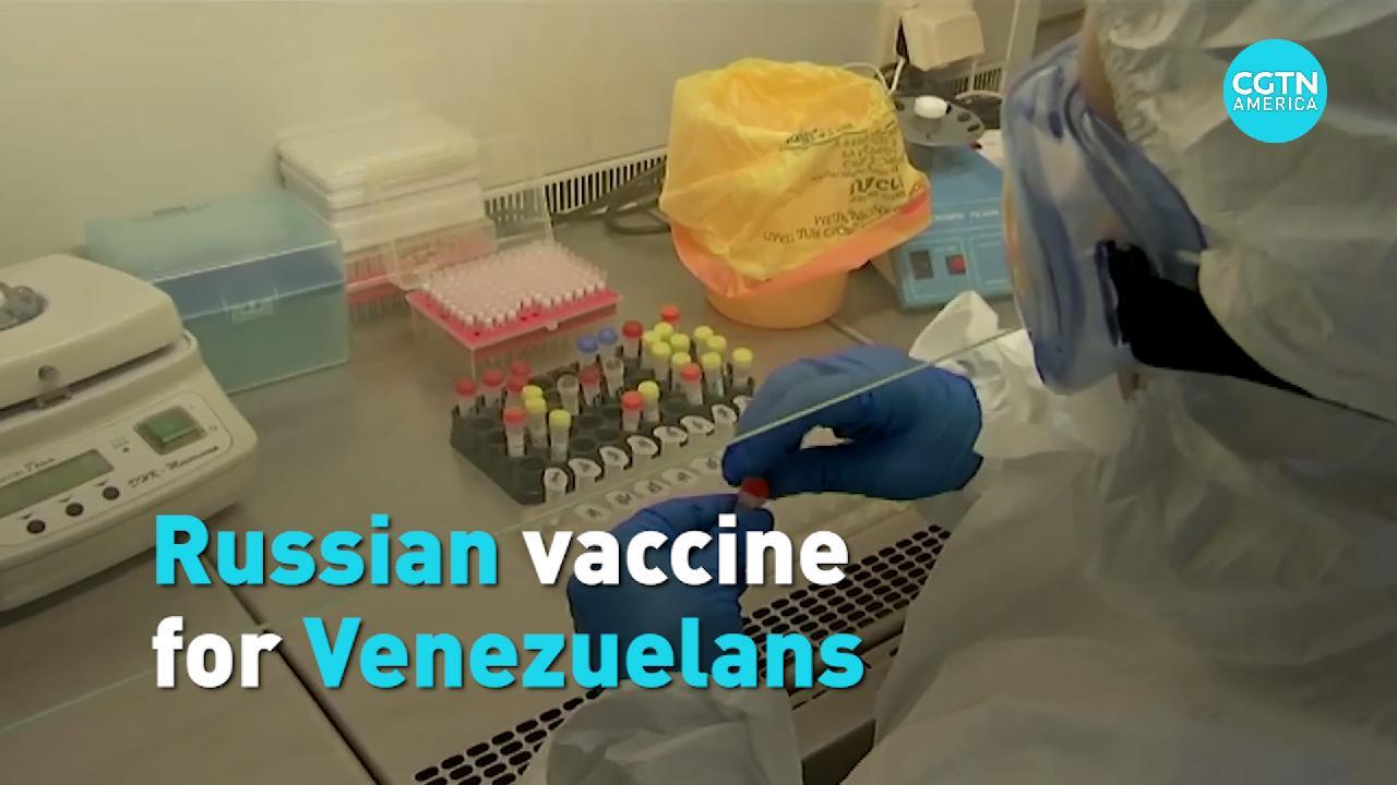 Venezuela participates in late stage Russian vaccine trials
