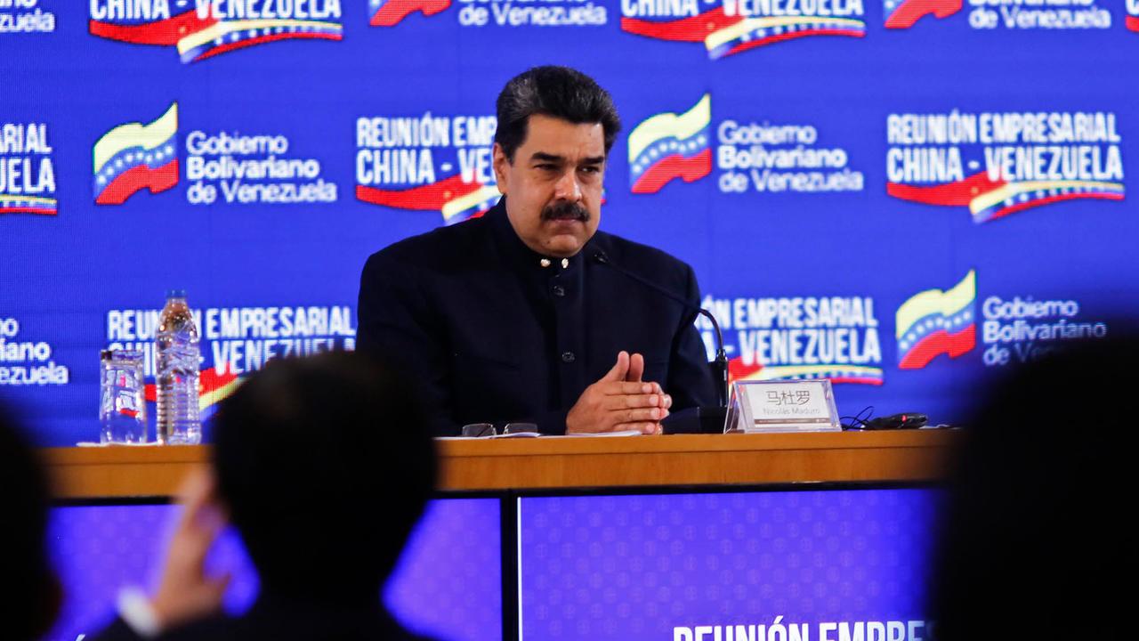 Venezuela rivals congratulate Biden on victory – France 24