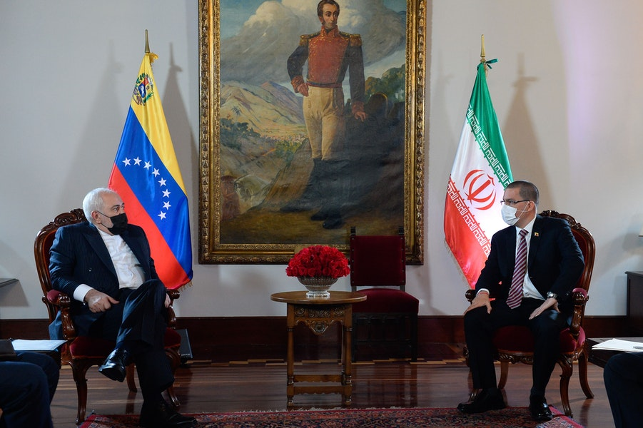 Is Iran Sending Weapons to Venezuela? And How Is the U.S. Responding?