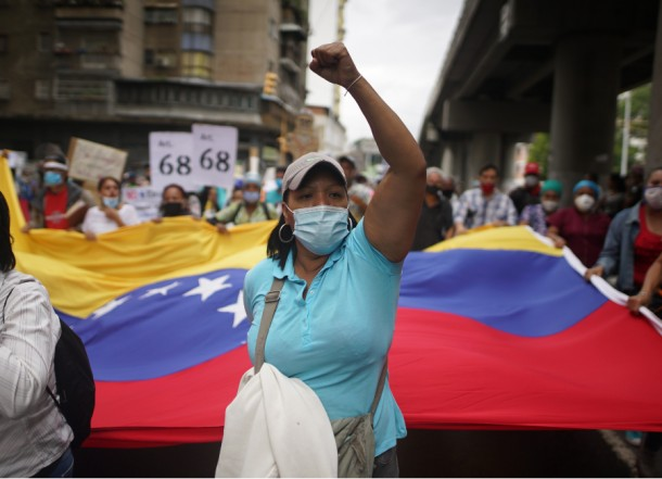 How Biden Could Help Solve The Venezuela Conundrum