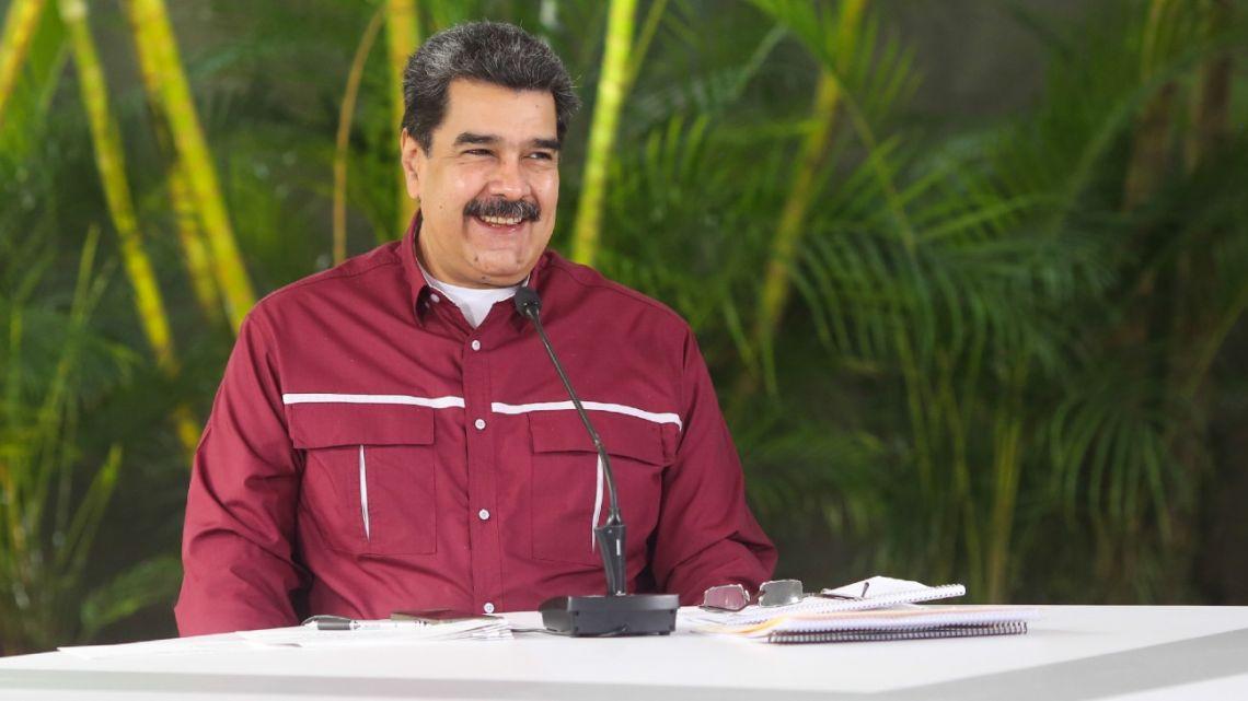 Biden heralds shift in Washington's strategy toward Venezuela
