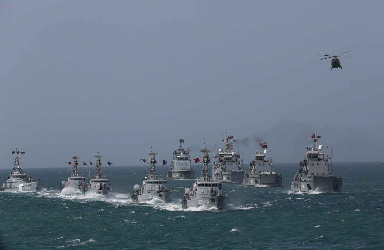 China Has Big Plans for the Venezuelan Navy