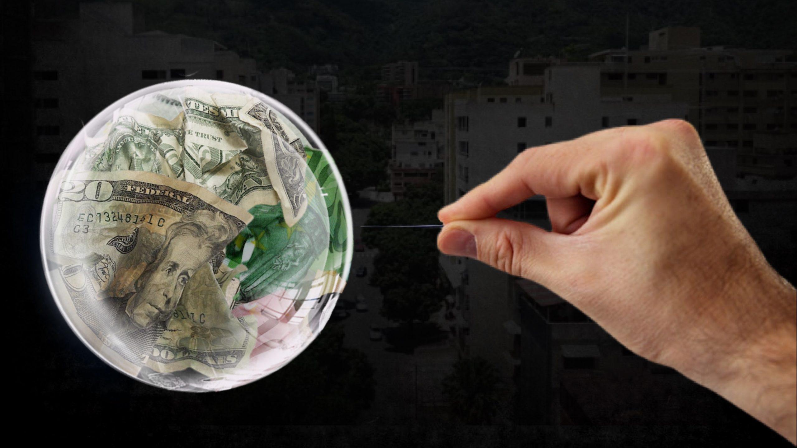 Venezuelans Helpless Against Unsparing Hyperinflation