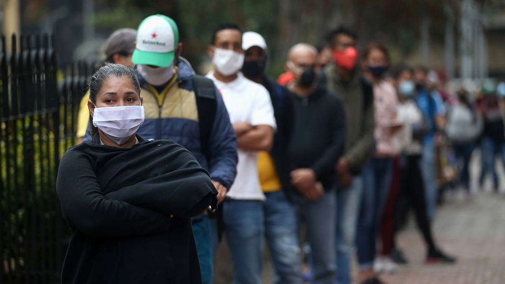 5.4 Million Venezuelans Outside Their Home Country