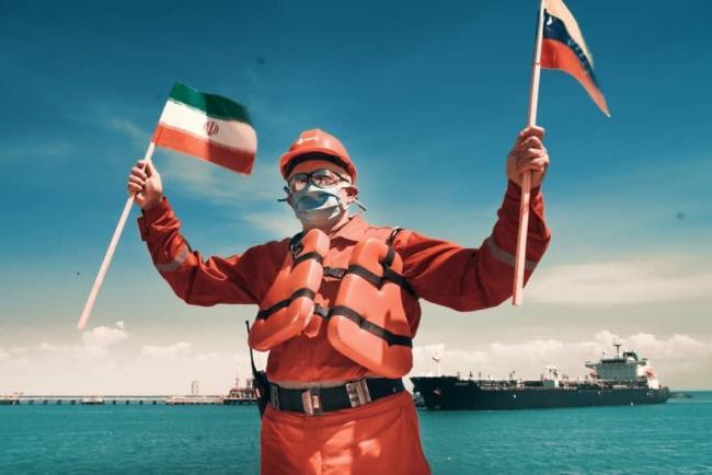 Iran, Venezuela Increase Ties Amid U.S. Sanctions