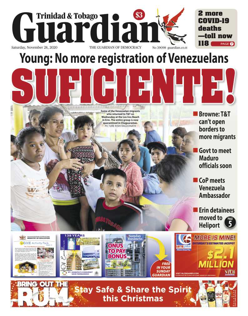 Venezuelan official: 112 disappeared so far fleeing to Caribbean