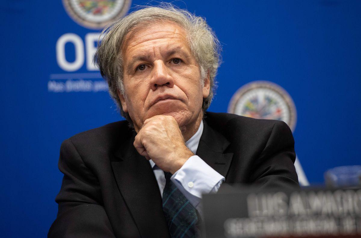 OAS leadership accuses the ICC's chief prosecutor of failing to act on Venezuela