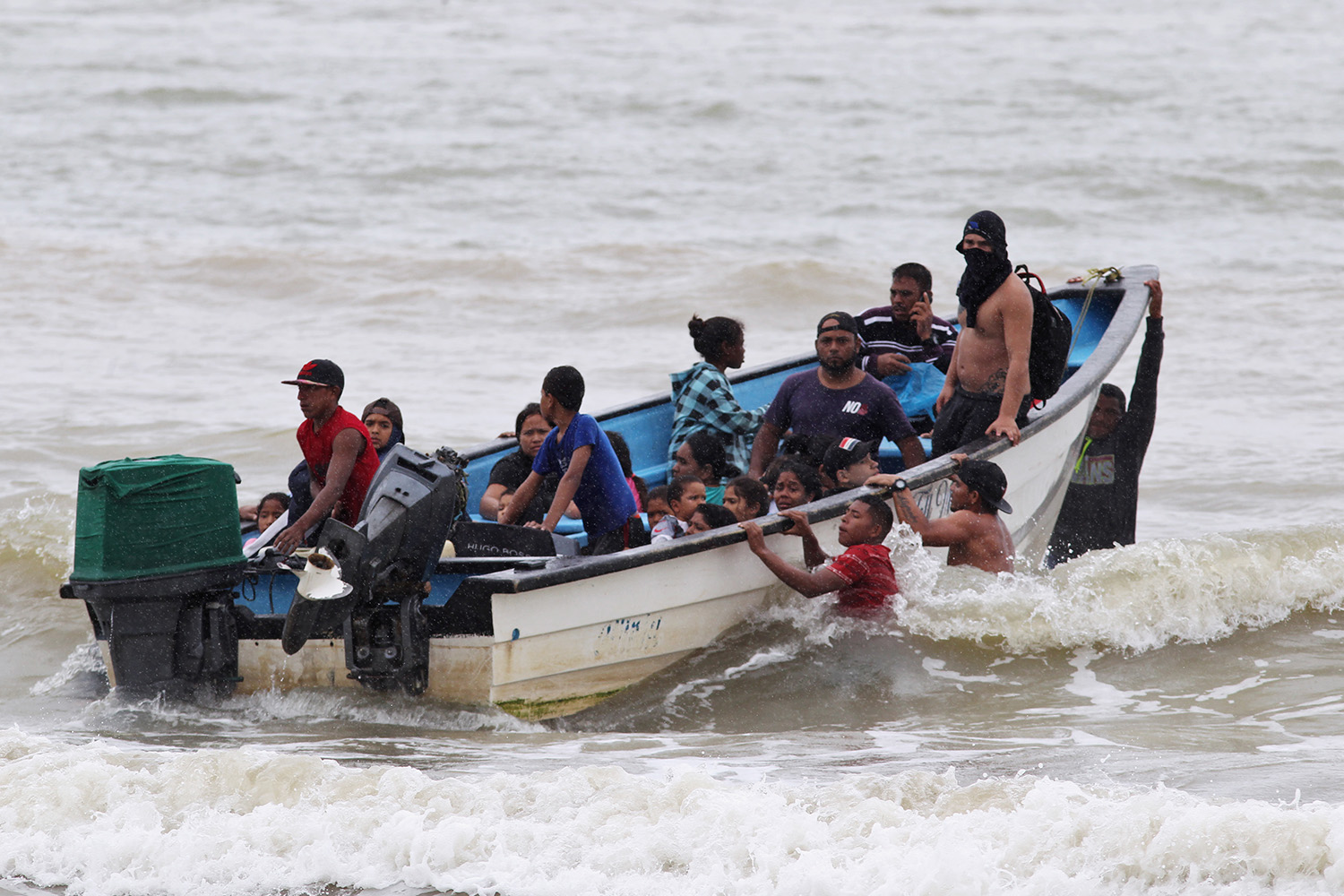 Boats over troubled waters: Caribbean nations struggle with response to Venezuelan migration crisis – Atlantic Council