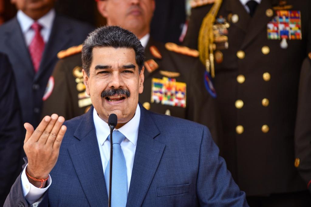 Maduro seeks to tighten grip on Venezuela with election