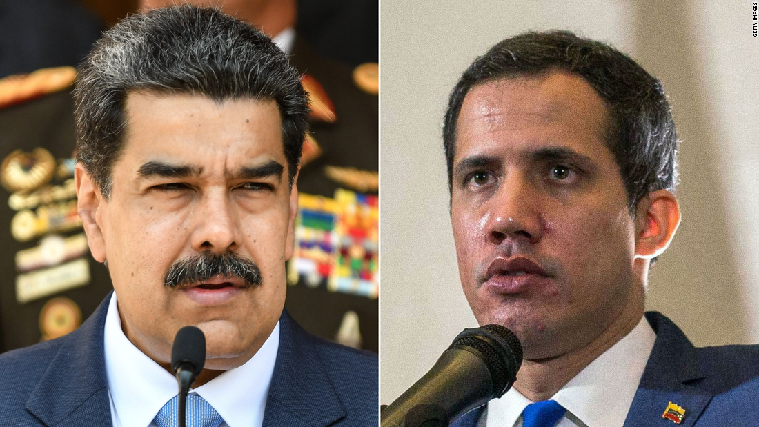 Venezuelans are being asked to vote twice in a week in two conflicting polls