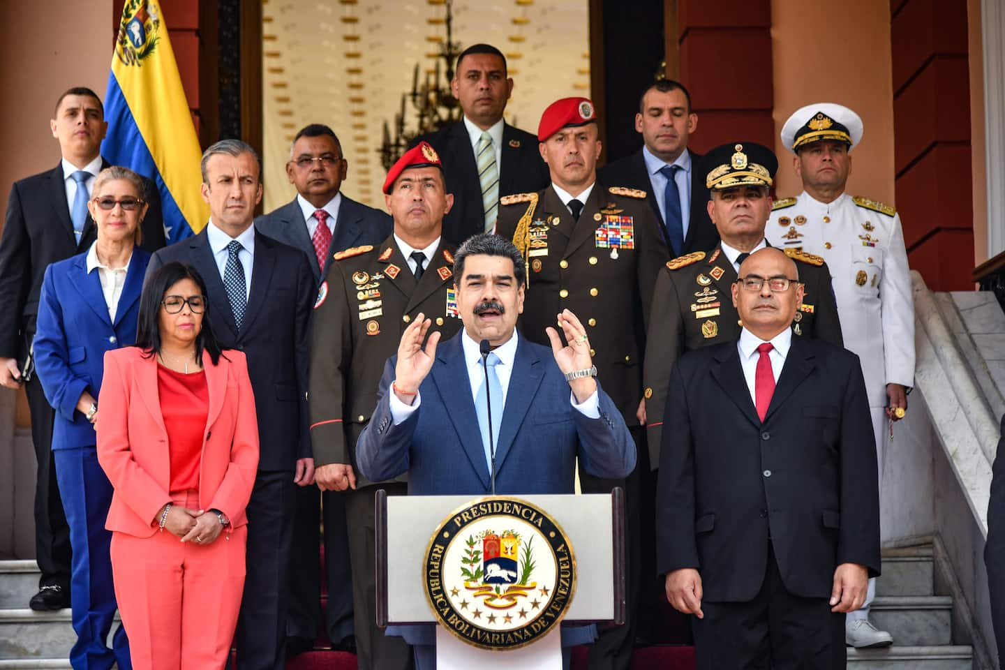 Biden has limited options to foster change in Venezuela as Maduro remains firmly in power