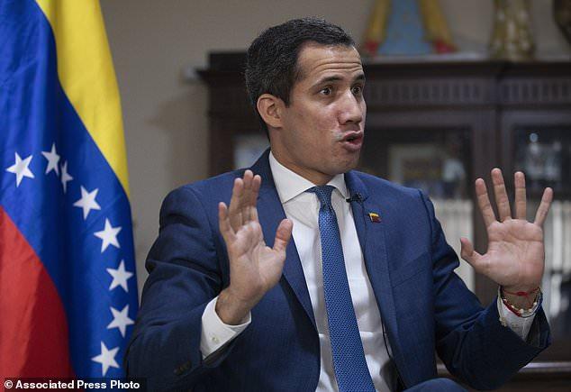 Venezuela's Guaidó: Time to revise international sanctions