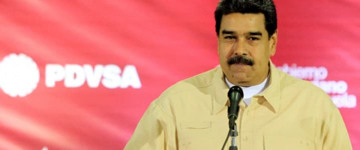 Maduro Accuses CIA Of Bribing Oil Workers
