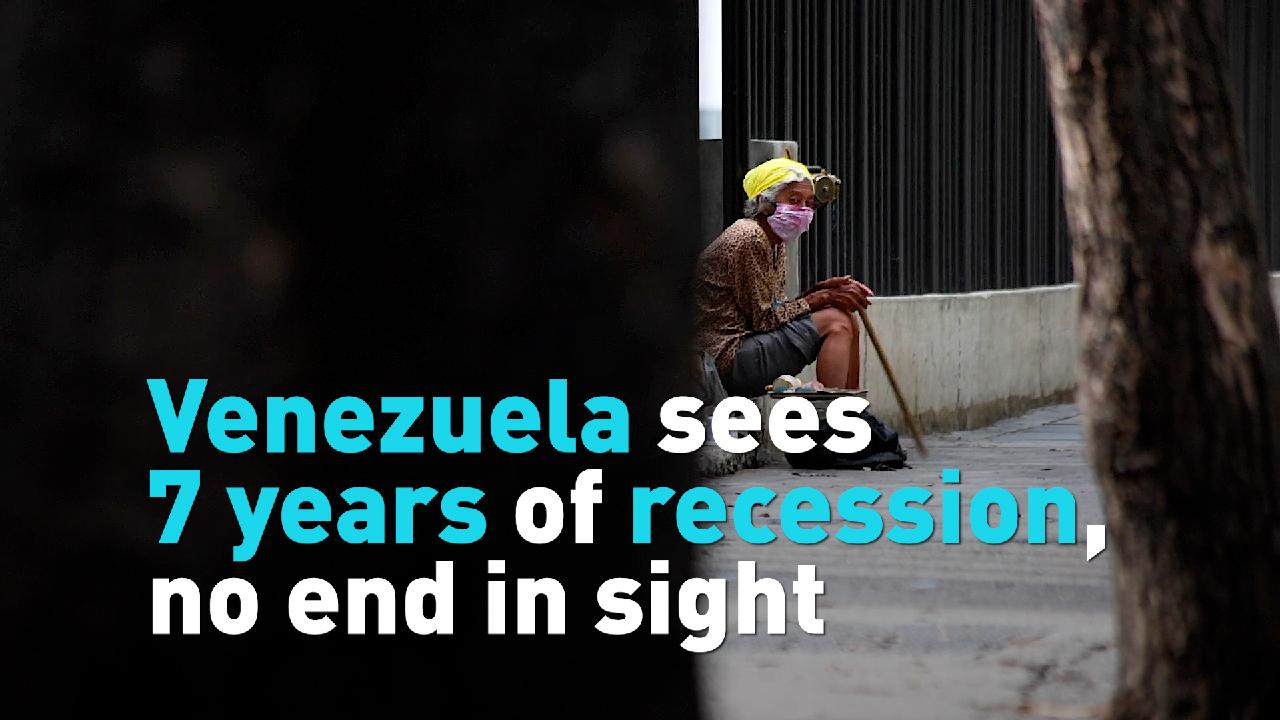 Venezuela sees 7 years of recession, with no end in sight