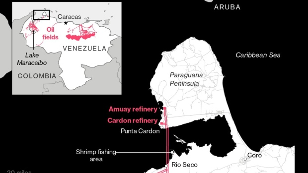 Toxic Spills in VenezuelaOffer aBleak Vision of the End of Oil