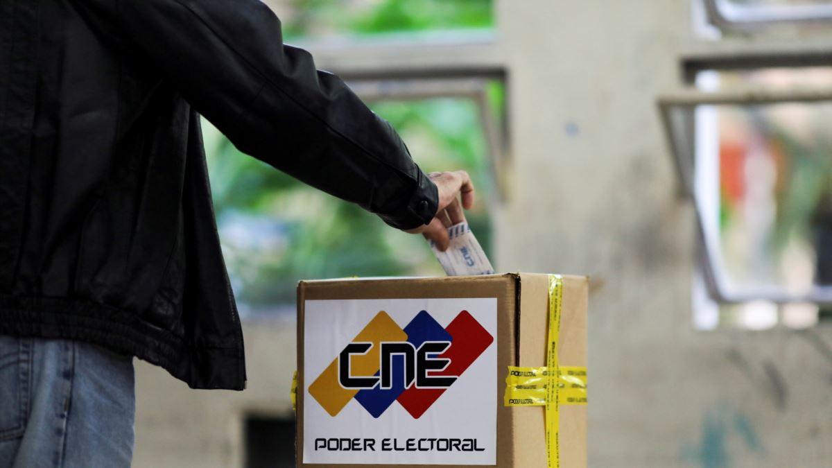 Fraudulent Legislative Elections in Venezuela