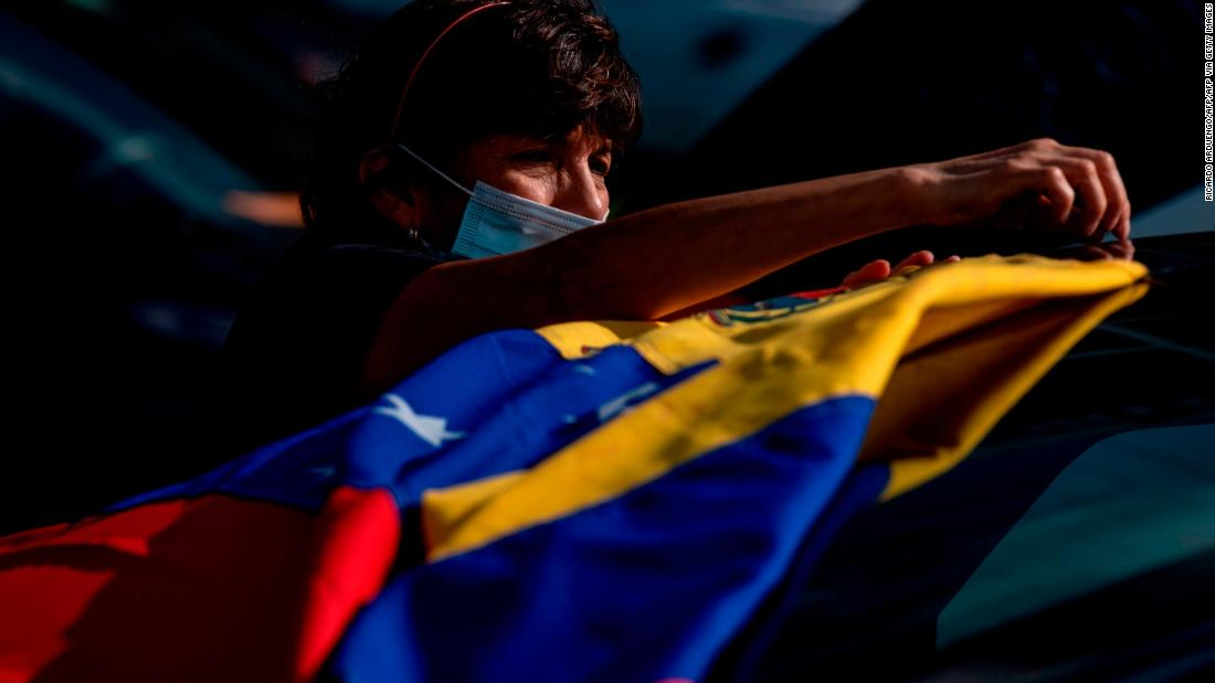 Opinion: Joe Biden faces a key decision on Venezuela