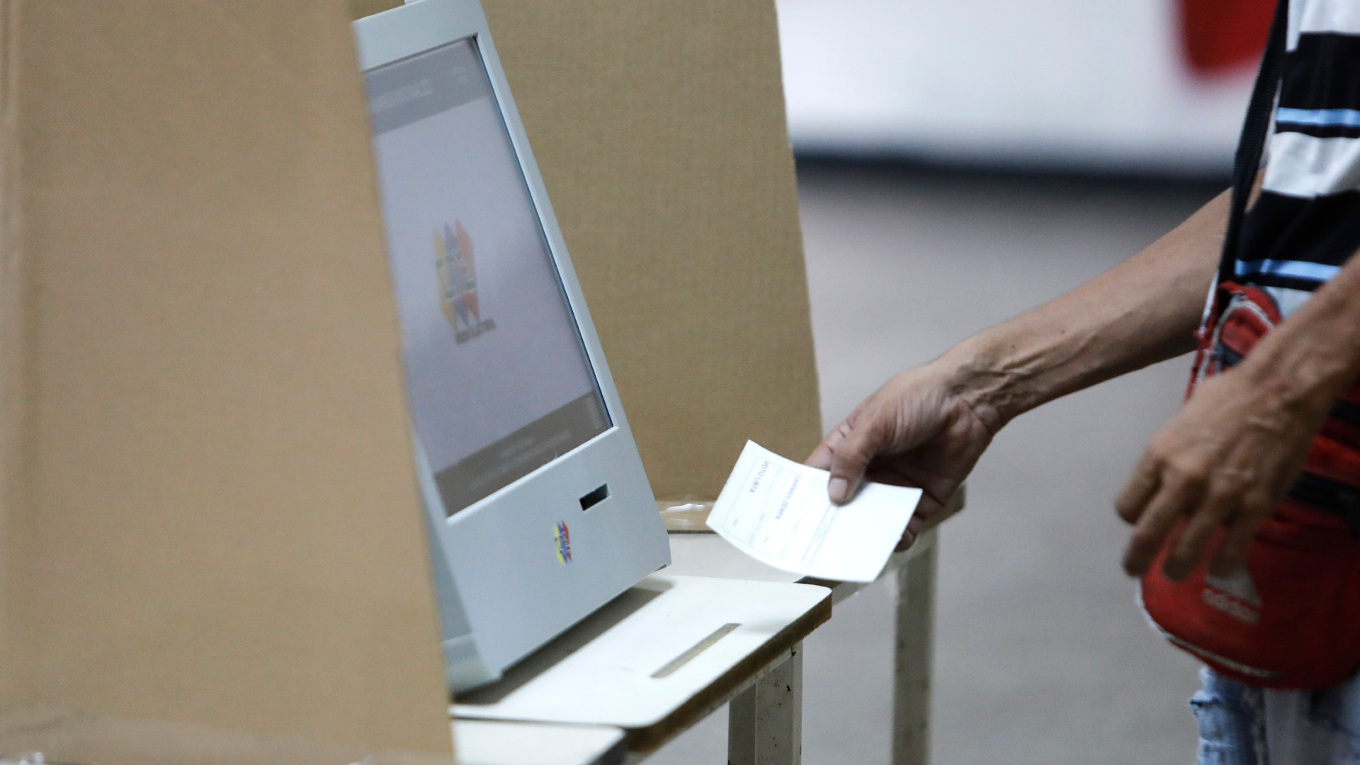 Venezuelan Company Banned for Election 'Fraud'