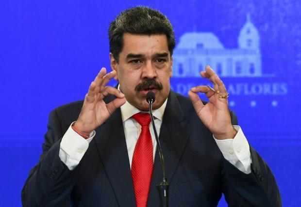 Biden seeks negotiations with Venezuelan President Maduro
