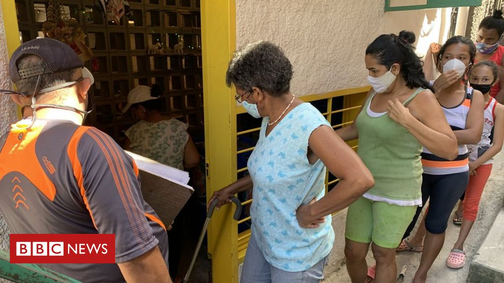 Deepening divisions: Venezuela's haves and have nots