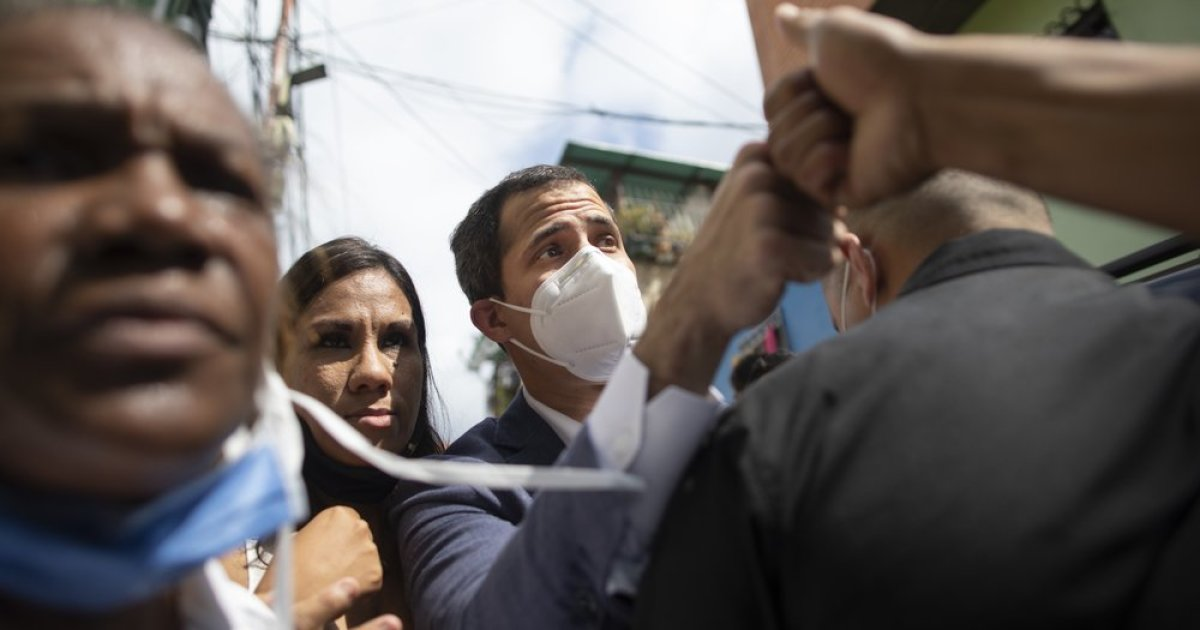 Two Years After U.S. And Worldwide Recognition As President, Has Venezuela's Guaidó Lost Standing?
