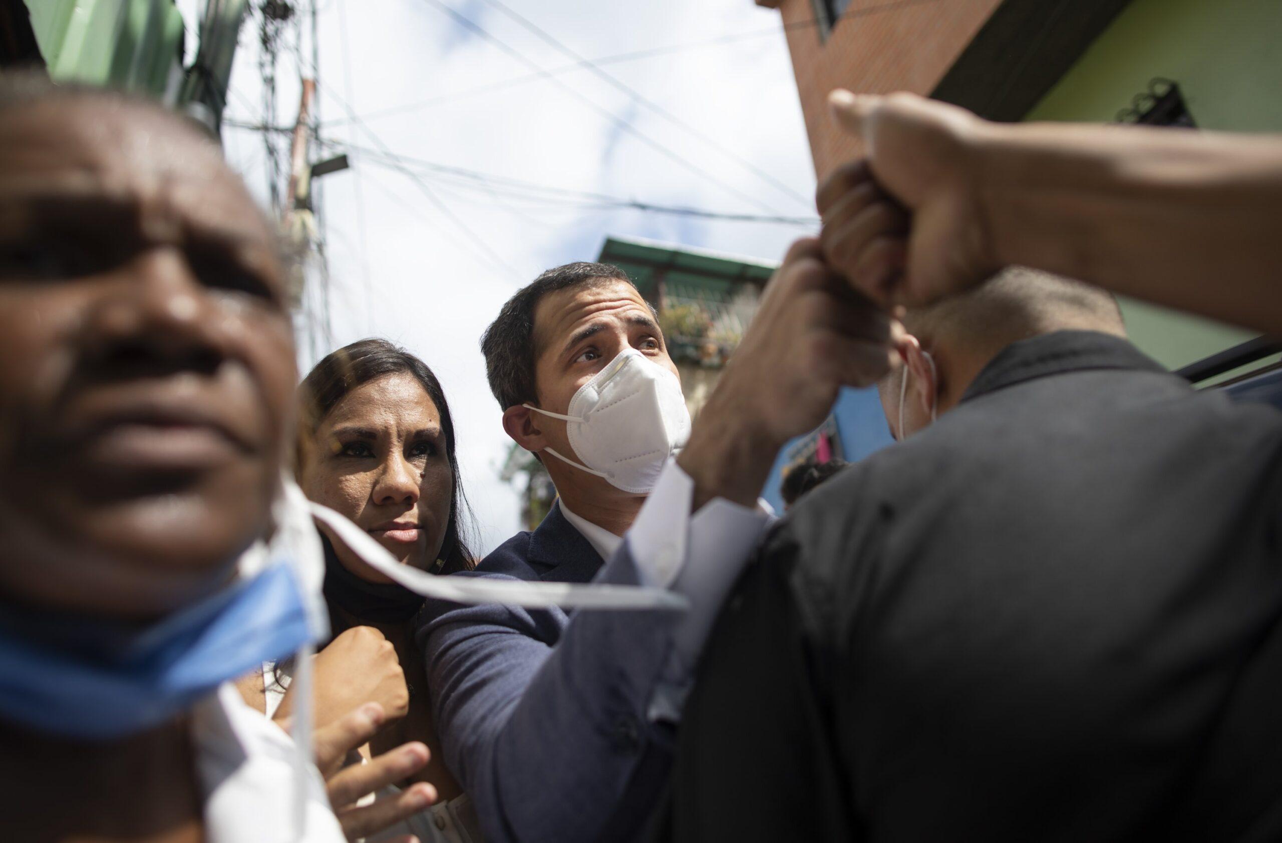 Venezuela opposition scrambles for international legitimacy