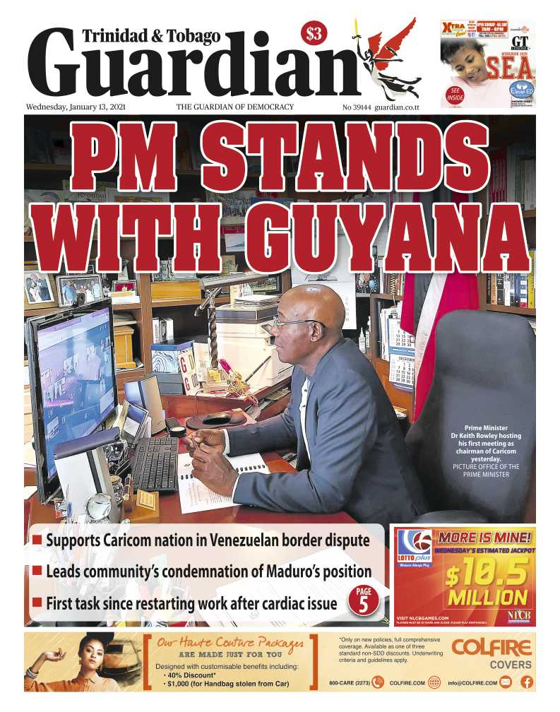 PM sides with Guyana in Venezuela dispute