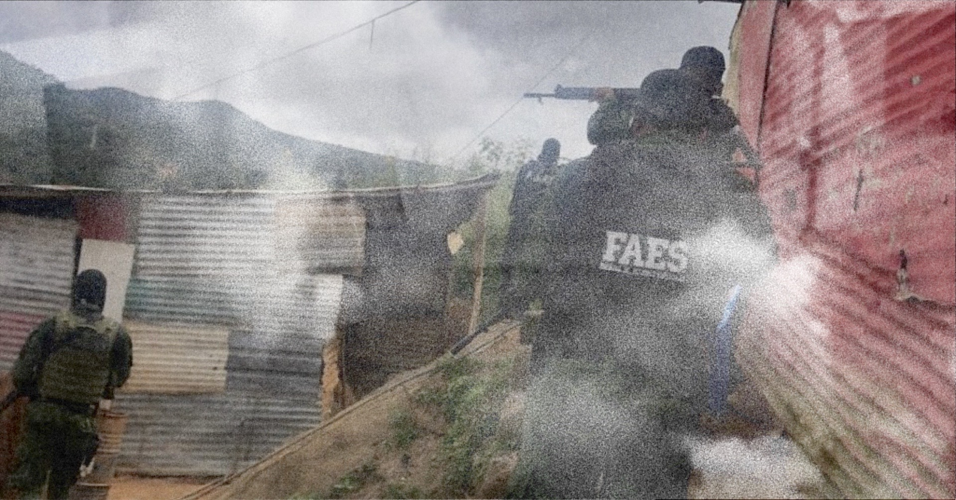 Putting Out Fires with Gasoline: How Police Brutality in Caracas Is Making Things Worse
