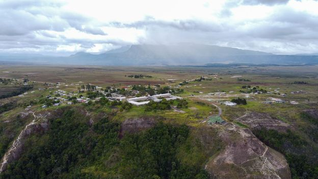The Venezuelan village that refused to be bought
