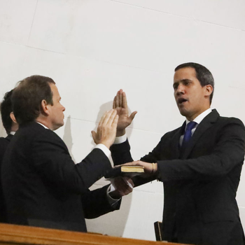 Venezuela: The European Parliament recognises interim President Guaidó and the constitutional continuation of the 2015 National Assembly – News –