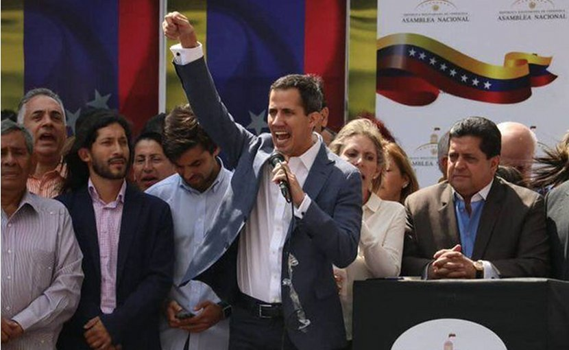 EU Parliament Calls For Guaidó To Be Recognized As Legitimate Interim President Of Venezuela –