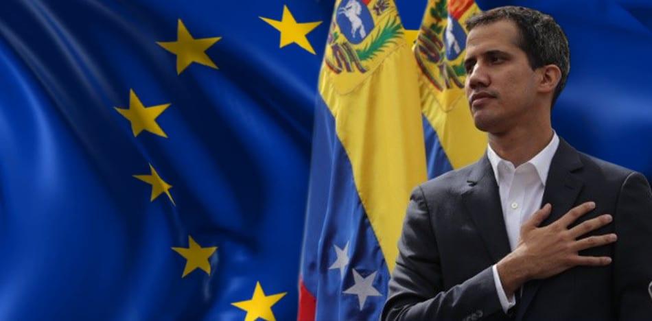 El desplante de la Unión Europea que Guaidó exhibe como un logro