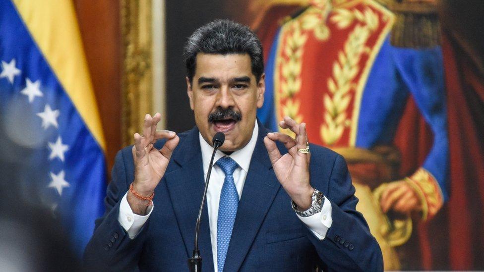 Chevron, Reliance request U.S. unwind some Venezuela oil sanctions