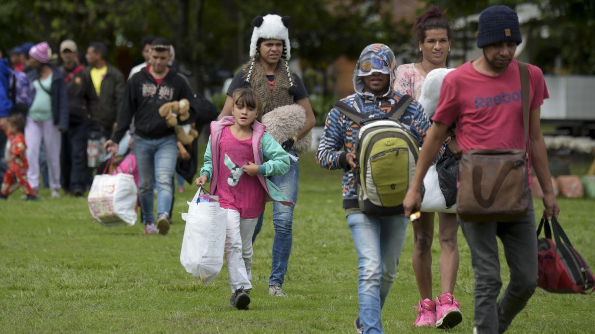 Maduro's Fairy Tale Narrative on the Exodus from Venezuela