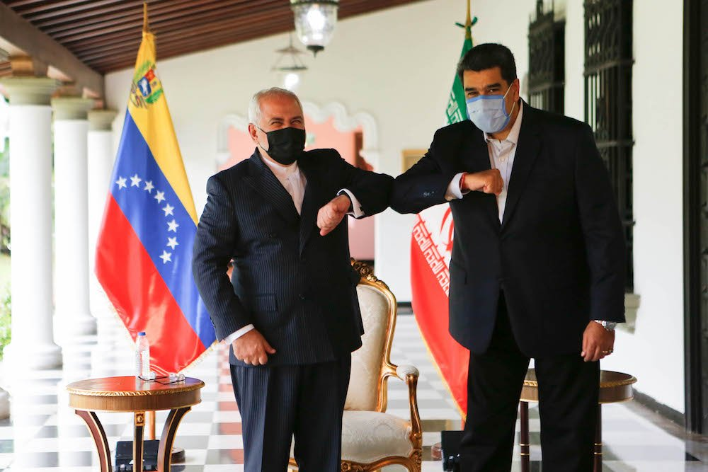 How friendship with Venezuela benefits Iran's isolated regime