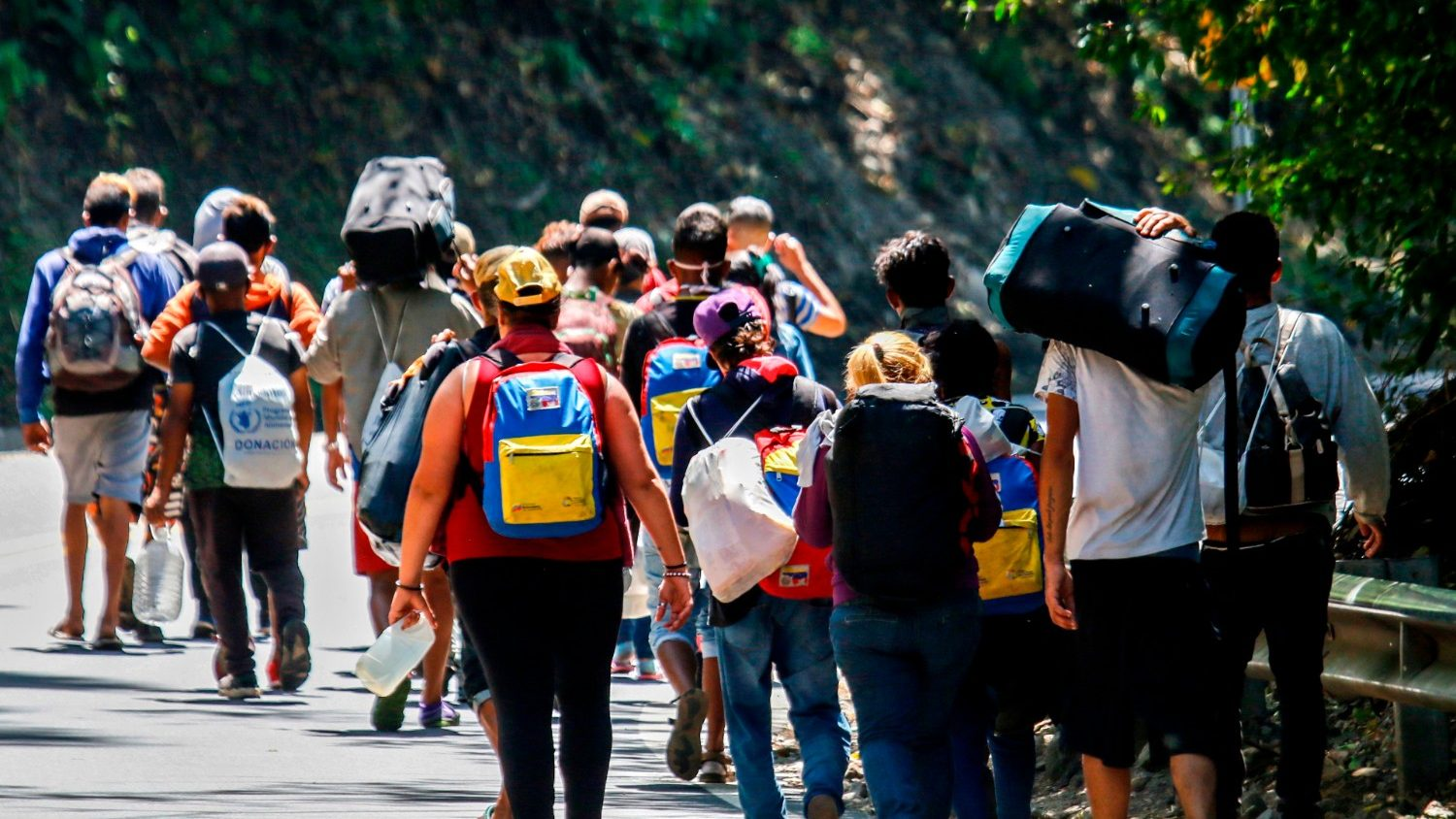 JRS appeals for Colombia to protect Venezuelan migrants