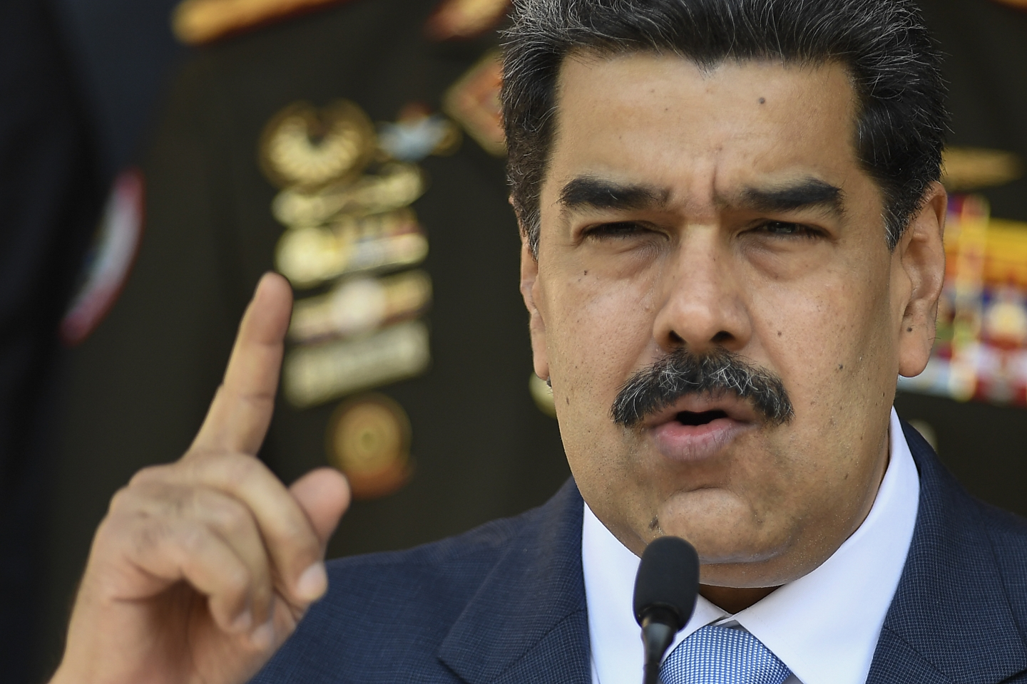 Pay Attention to Maduro's Aggression Against Guyana