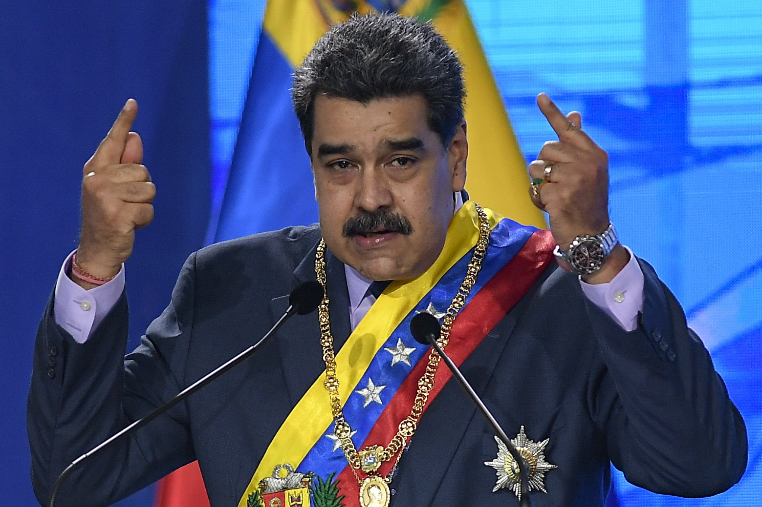 Maduro lodges new allegation of US spying on Venezuela firm