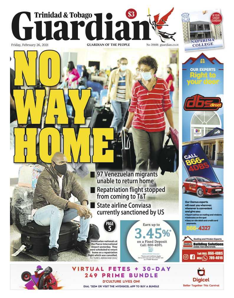 Venezuelans stranded: Govt denies sanctioned repatriation aircraft