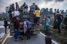 La emigración venezolana es un reto político continental