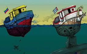 La desesperación dirige el accionar de Cuba y Venezuela