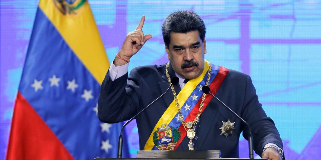 Opinion | Will Maduro's Canary Sing?